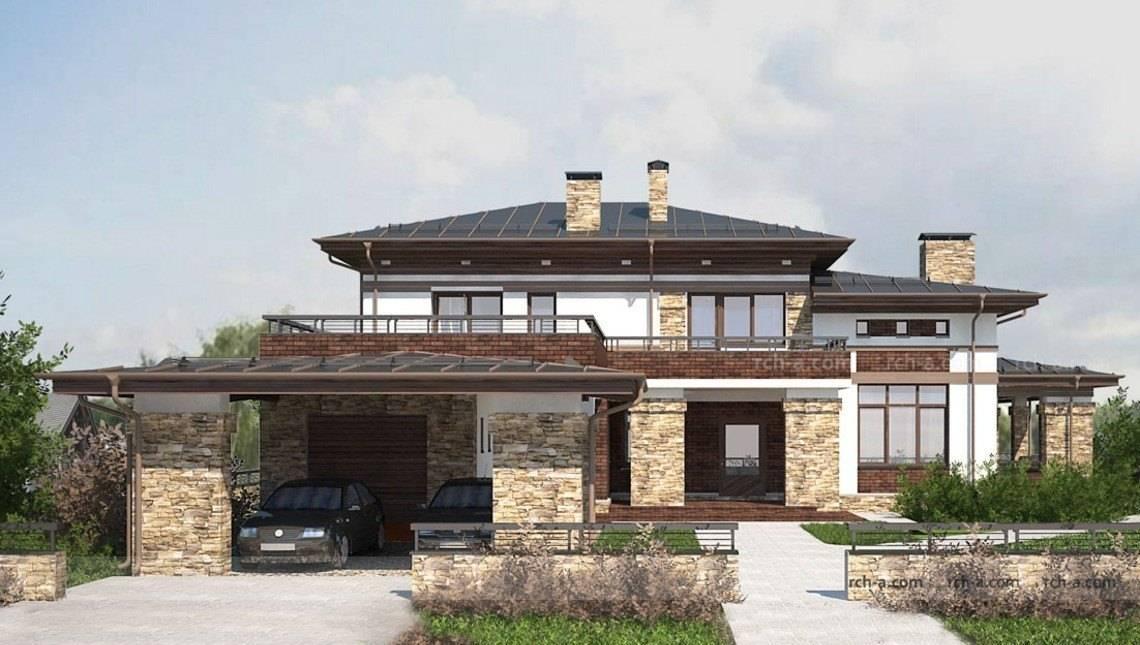 Архитектурный стиль Френка Райта