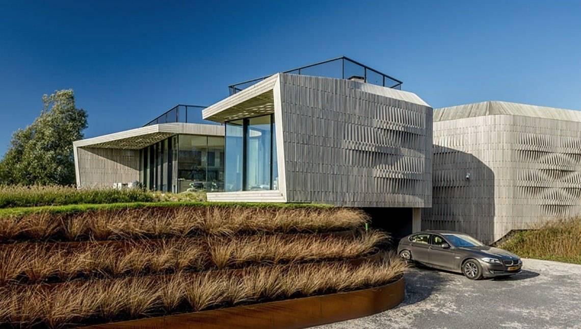 Архитектурный стиль Модерн