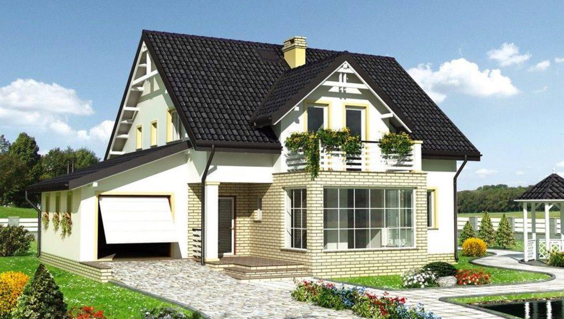 Великолепное загородное поместье с нотками колониального стиля