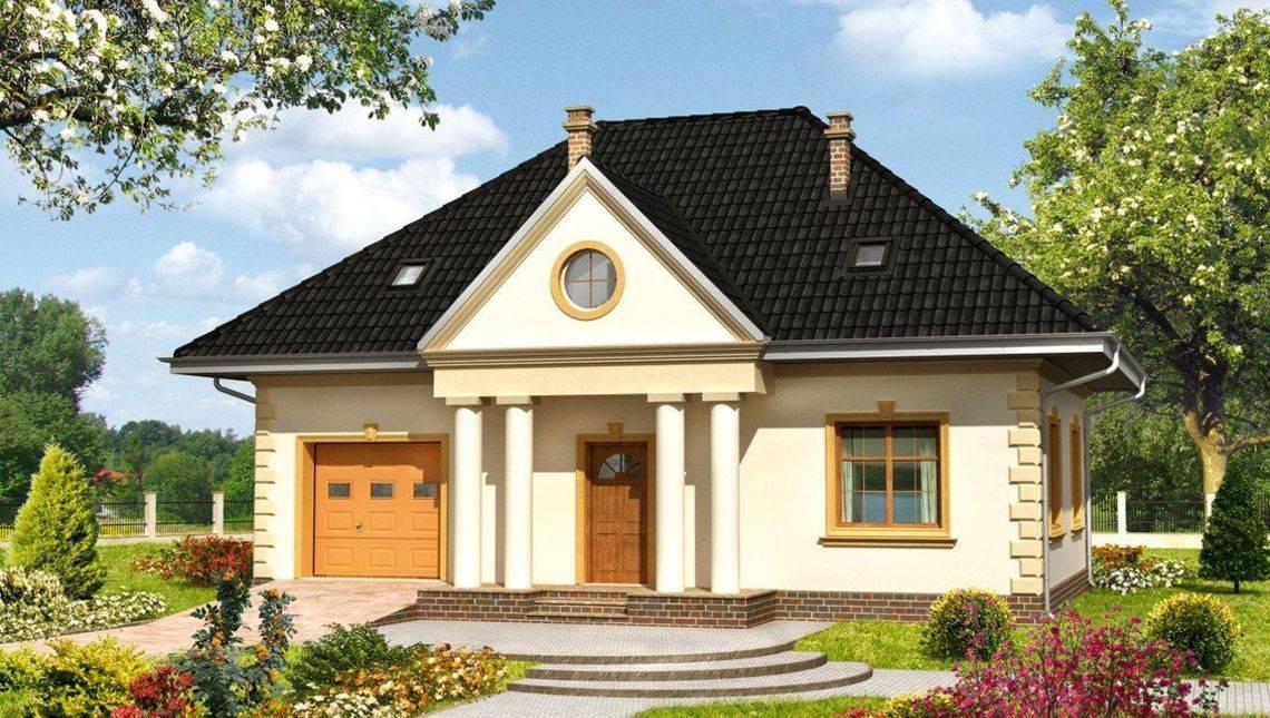 Приятного вида жилой дом с благоустроенными личными апартаментами