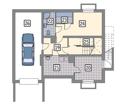 Презентабельная усадьба на 3 этажа