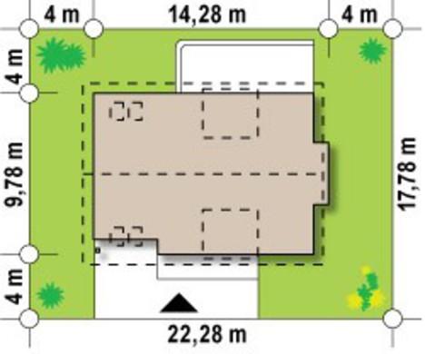 Проект классического дома с уютным интерьером